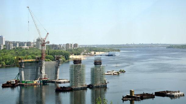 Предприятие, нажившееся назапорожских мостах, выплатит 172 млн