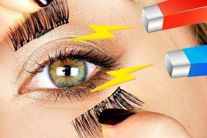 Новый бьюти-тренд: ресницы на магнитах набирают популярность