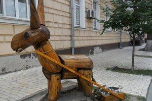 В Киеве откроют памятную доску потерянной скульптуре