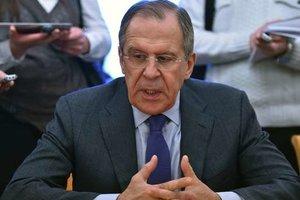 Лавров назвал условие для введения миротворцев на Донбасс