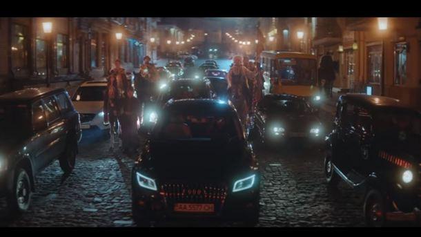 """Кадр из видео """"Управляй"""""""