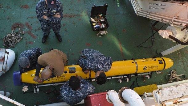 Российское судно «Янтарь» прибудет напоиски «Сан-Хуана» 5декабря