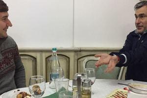 Василий Иванчук дал мастер-класс фанату Путина