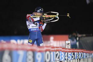 Норвежец Йоханнес Бе выиграл индивидуальную гонку в Эстерсунде