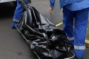 В центре Одессы на улице нашли мешок с мертвым мужчиной