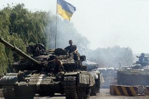 Украинские военные заняли новые позиции на Донбассе