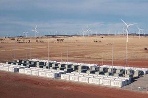 Как выглядит самая большая батарея в мире: впечатляющая новинка от Tesla