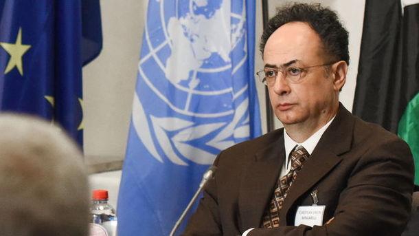 Мингарелли объявил онеобходимости создания антикоррупционного суда вгосударстве Украина