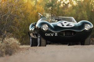 Гоночный Jaguar Стирлинга Мосса оценили в 15 миллионов долларов