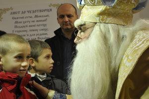В Киеве открылась резиденция Святого Николая: что дети просят у Чудотворца