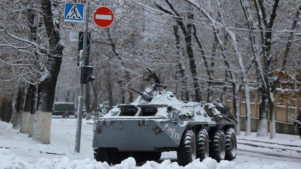 Аваков: наДонбассе войскРФ ивооружения больше, чем в Англии
