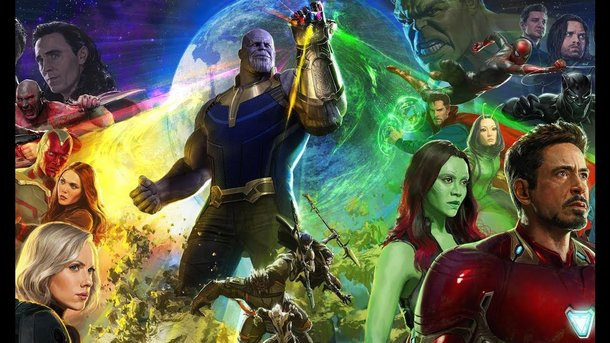 Сотни млн просмотров трейлера «Мстителей: Войны бесконечности» и5 млрд. студии Disney