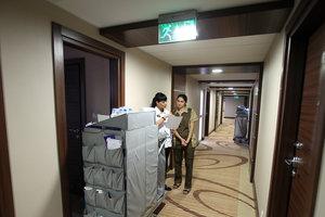В гостиницах и хостелах готовятся к сезону краж
