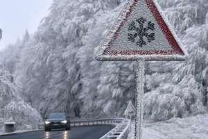 Снежный армагеддон добрался до Львовской области