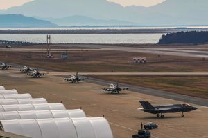 США и Южная Корея начинают крупнейшие совместные учения