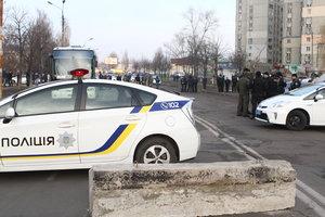 Под Киевом беременная женщина одним ударом убила мужа