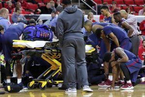 У американского баскетболиста остановилось сердце во время матча