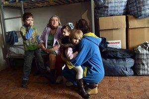 У переселенцев с Донбасса отбирают государственную помощь