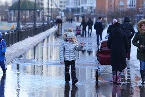 Эксперты о погоде в Киеве: зима еще не началась