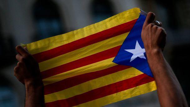 Прошлый заместитель руководителя Каталонии останется под стражей