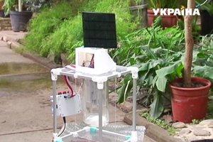 В Украине изобрели недорогой способ получать воду из воздуха