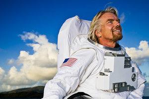 Ричард Брэнсон теперь продает путешествия в космос