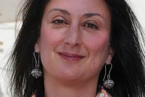 Задержаны подозреваемые в убийстве мальтийской журналистки