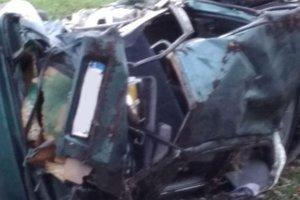 Cмертельное ДТП на Волыни: автомобиль на скорости вылетел с дороги