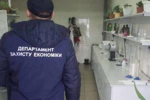 Под Киевом обнаружили подпольный спиртзавод
