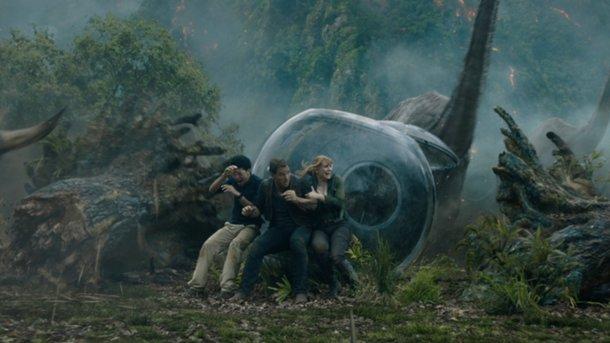 «Мир Юрского периода 2»: винтернете появился тизер продолжения фантастической ленты