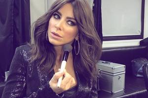 Ani Lorak in ultrashort dress ran into criticism