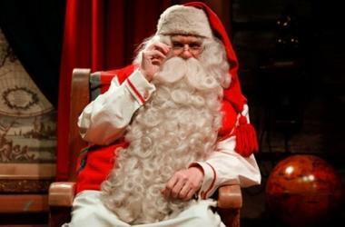 В США на одном из курортов собрались полторы сотни Санта-Клаусов