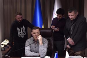 """Ляшко заявил о переговорах с Гройсманом по """"историческому законопроекту"""""""