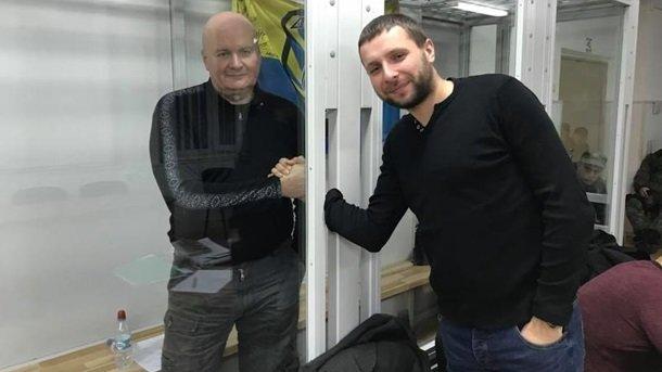 Суд изменил меру пресечения бывшему комбату «Донбасса» Виногродскому