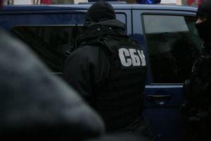 СБУ пришла с обысками в дом Саакашвили