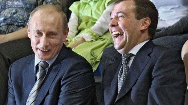 ВКремле оценили тернистый путь Саакашвили