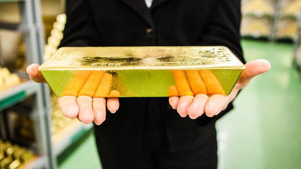 Золотовалютные резервы Украины увеличились практически до $19 млрд