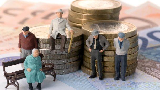 ВПФУ определили средний размер пенсии вгосударстве
