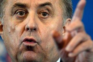 Российского вице-премьера Мутко пожизненно отстранили от Олимпиад