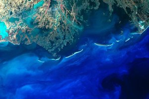 Невероятные снимки Земли, опубликованные NASA