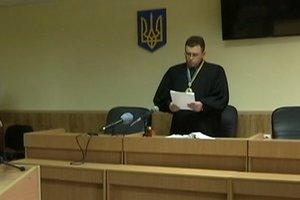 На Донбассе суд отпустил на свободу виновника смертельного ДТП
