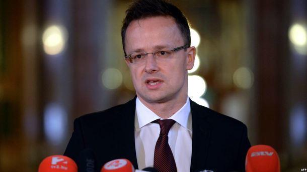Венгрия выдвинула ультиматум Украине по НАТО