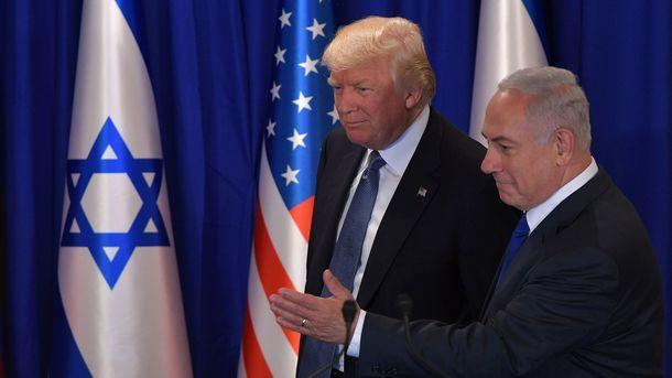 Премьер Израиля поблагодарил Трампа за