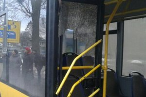 Контроллеры Черниговского троллейбусного управления сняли фильм о безбилетниках