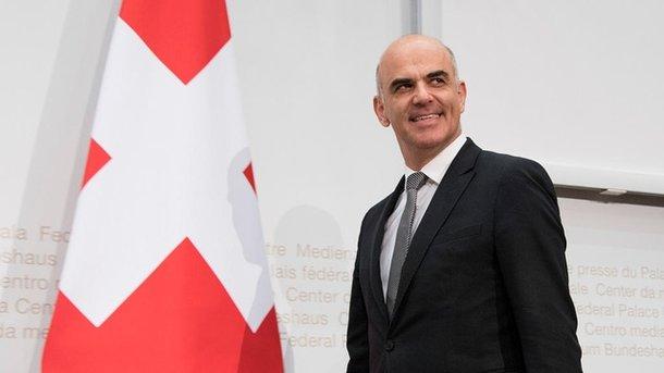 Парламент Швейцарии избрал президента на следующий год