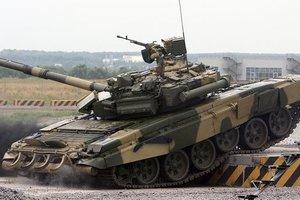 Под Мелитополем произошло ДТП с танками - СМИ