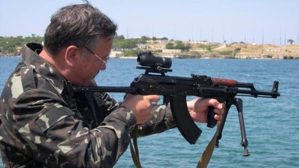 Анатолий Гриценко. Фото: Facebook/Гриценко