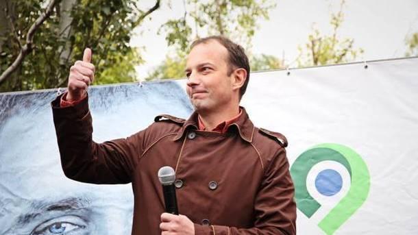 Егор Соболев. Фото: facebook.com/IegorSoboliev