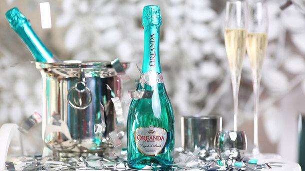 Названо шампанское №1 в Украине