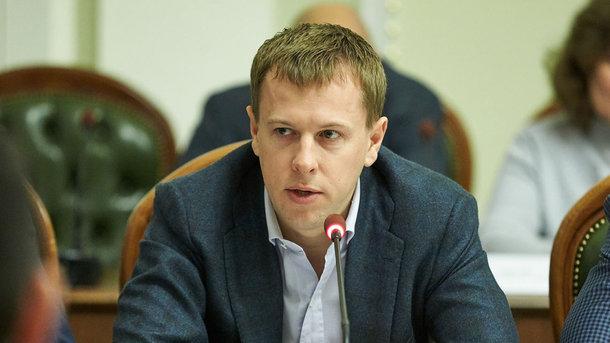 Виталий Хомутынник. Фото: vidrodzhennya.org.ua